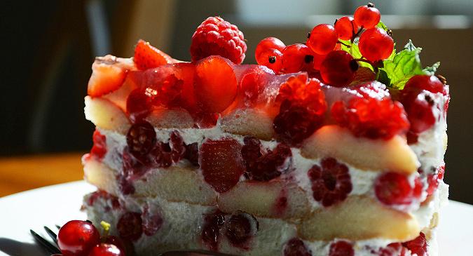 NoBake Summer Desserts Prague Czech Republic