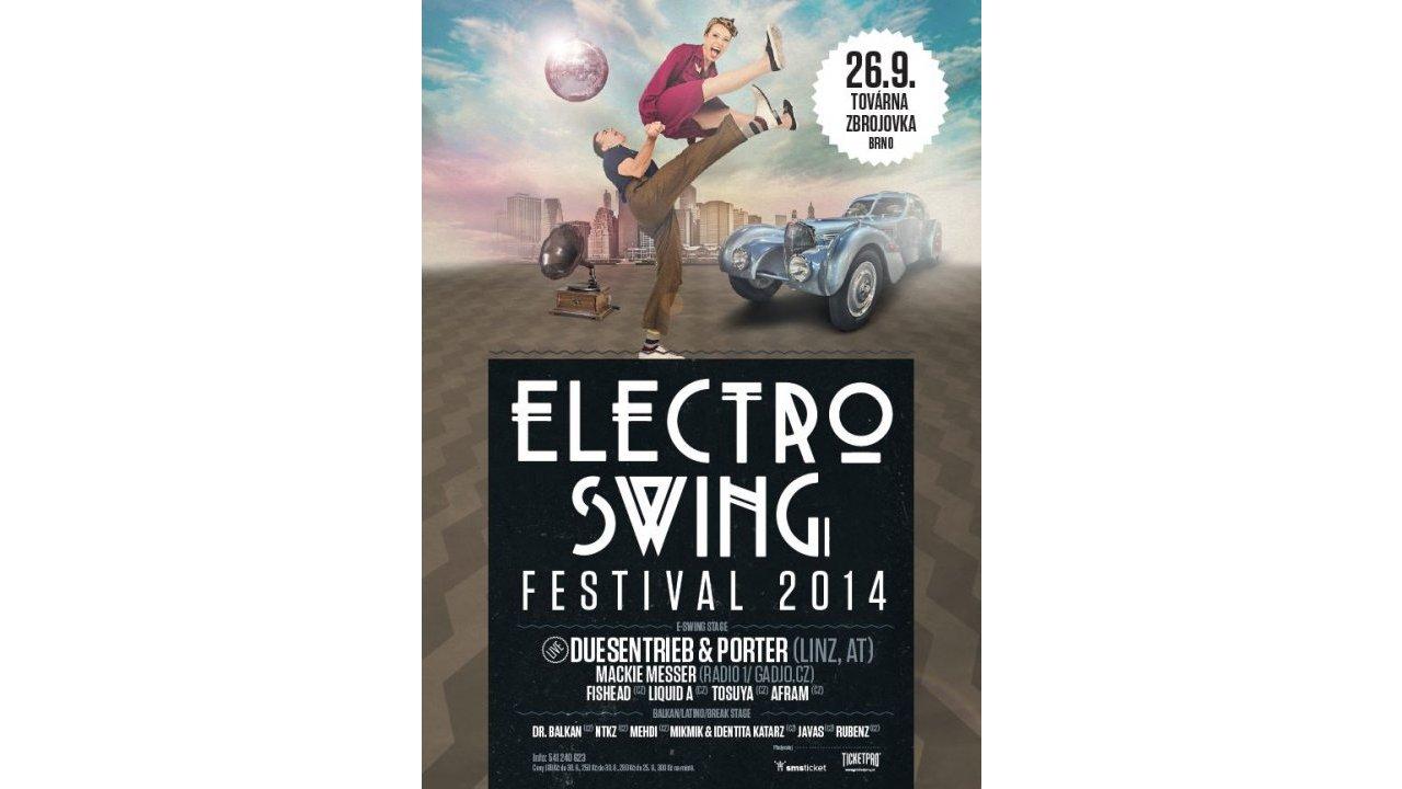 , WIN: Electroswing Festival, Expats.cz Latest News & Articles - Prague and the Czech Republic, Expats.cz Latest News & Articles - Prague and the Czech Republic