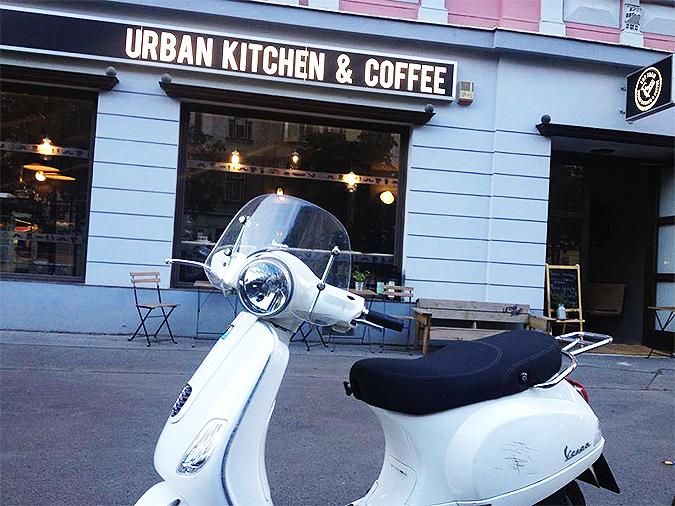 Urban Cafe Praha Menu