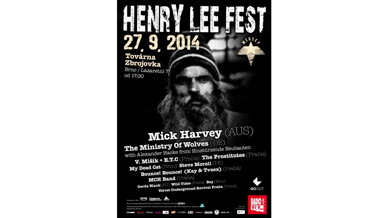 , WIN: Henry Lee Fest, Expats.cz Latest News & Articles - Prague and the Czech Republic, Expats.cz Latest News & Articles - Prague and the Czech Republic