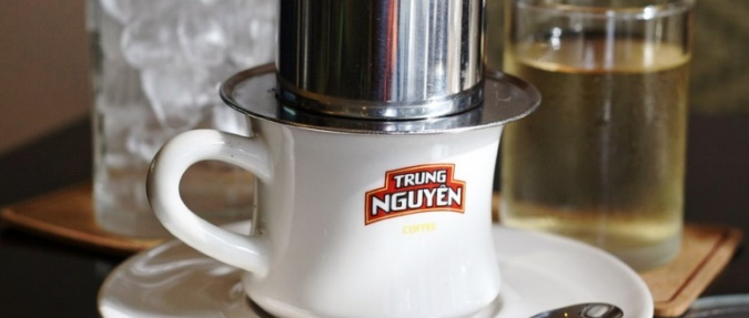 WIN: Trung Nguyen Coffee sets