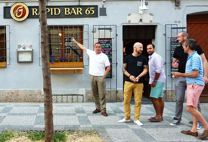 Dive Bars: Karlín-Žižkov's Dodgiest Pub Crawl