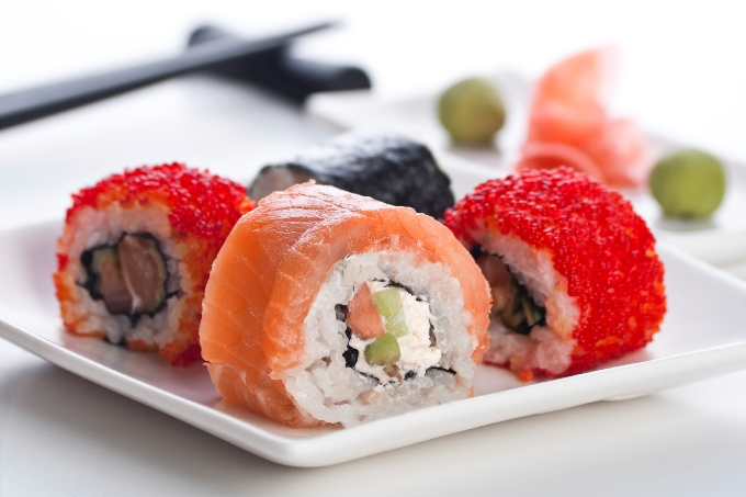 The Best Sushi in Prague 2014