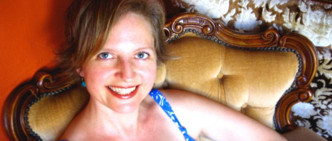Interview: Author Rachael Weiss