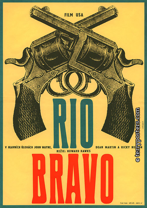 Top 25 Czechoslovak Movie Posters (*for US Films)