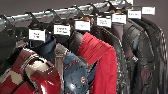 April 30: Avengers: Age of Ultron