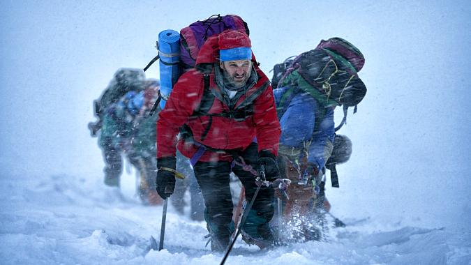 September 24: Everest