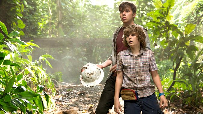 June 11: Jurassic World
