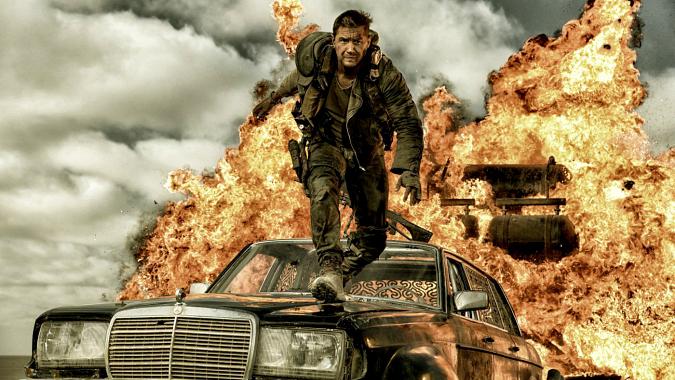 May 14: Mad Max: Fury Road