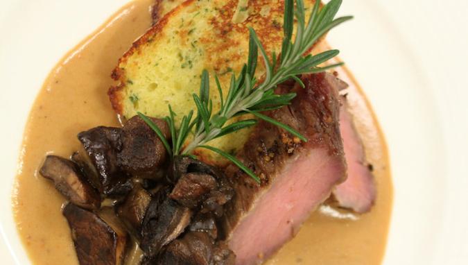 Farma Košík pop-up restaurant