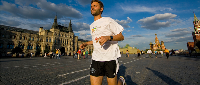 David Christof: I Like Running