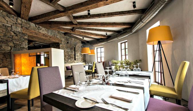 Prague's Most Beautiful Restaurants