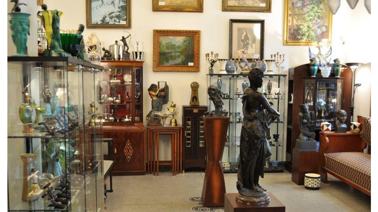 Prague S Top Antique Shops Prague Czech Republic