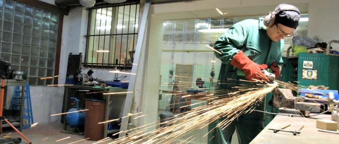 WIN: Welding Workshop with DIY Praha