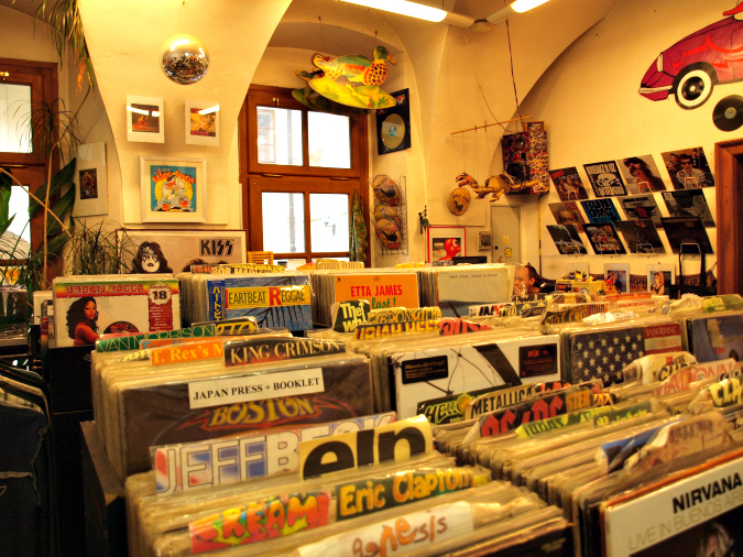 , Calling All Crate Diggers!, Expats.cz Latest News & Articles - Prague and the Czech Republic, Expats.cz Latest News & Articles - Prague and the Czech Republic