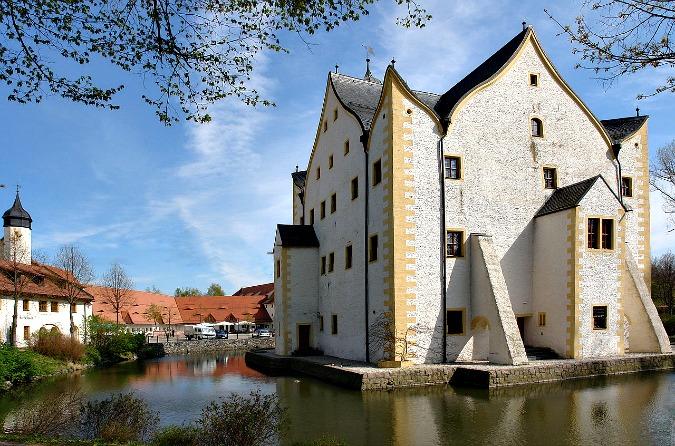 Water Castle / Image: Wiki - Kolossos