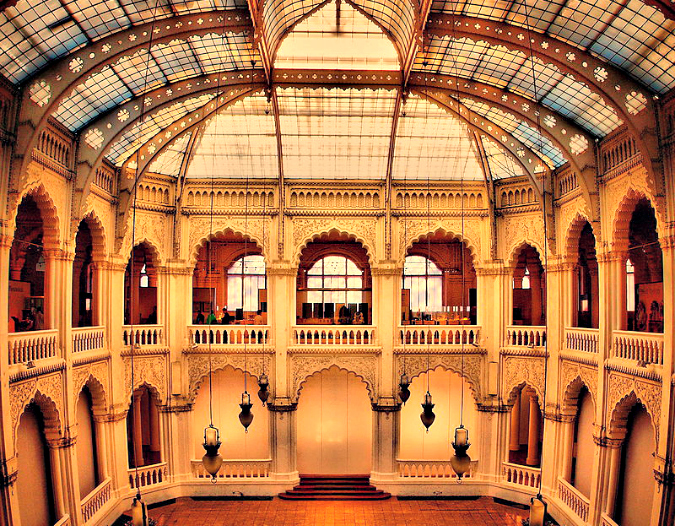 Museum of Applied Arts / Image: Wiki - Indafoto