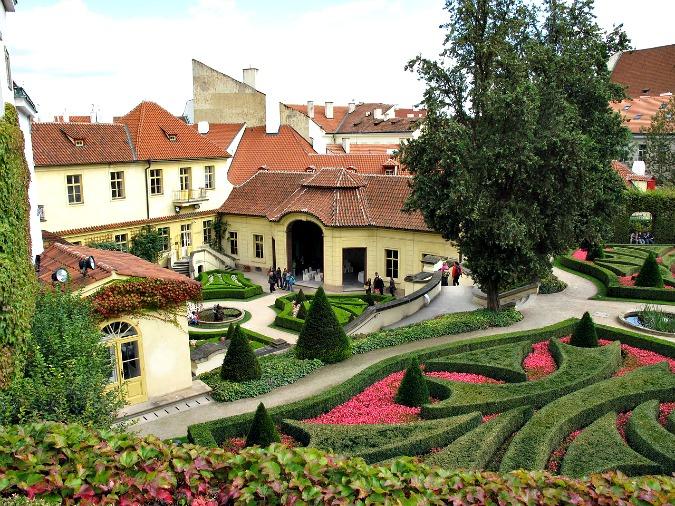 Vrtbovská Zahrada / Image: Wiki - Juan de Vojníkov