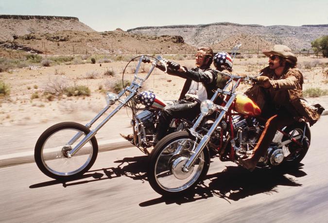 Easy Rider / Image: Uncut.com