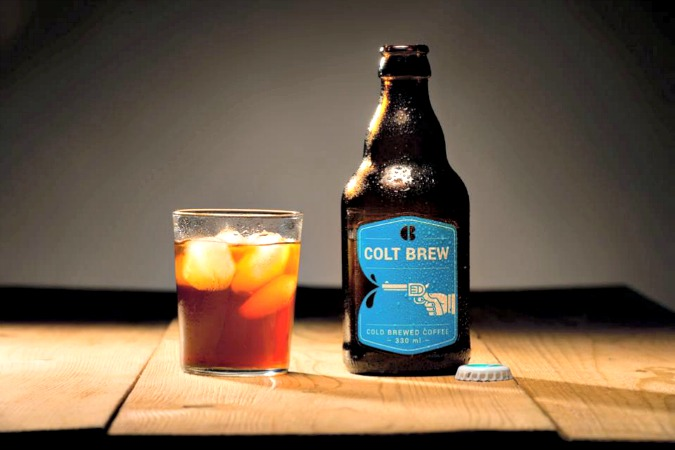 A Whole New Kind of Cold Brew