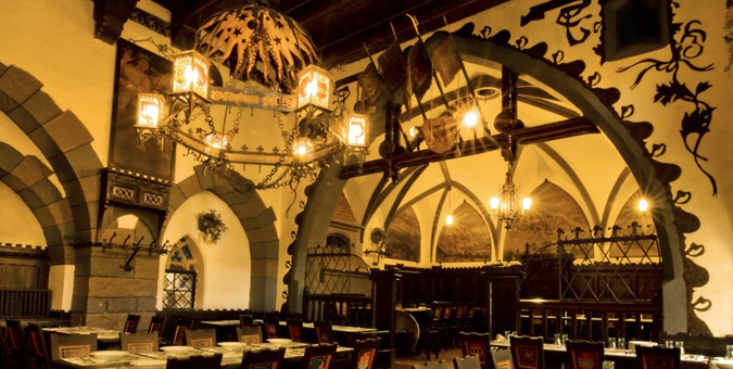 Prague's Brew Pubs