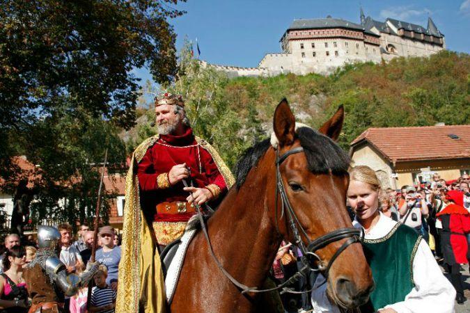 Karlštějn Wine Festival/Image: Facebook