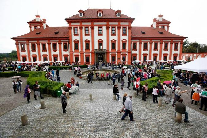 Troja chateau Wine Festival: Image: Facebook