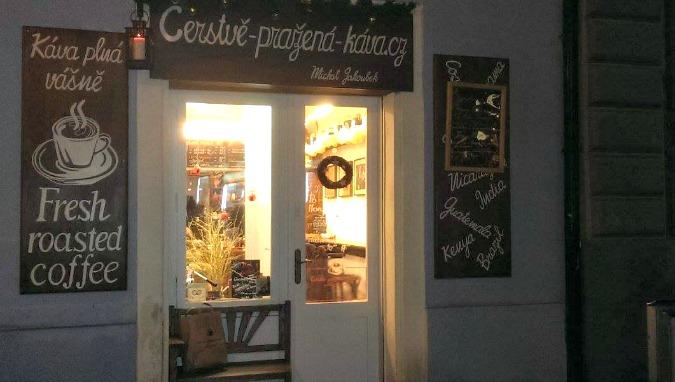 Prague's Cutest Take-Away Cafés