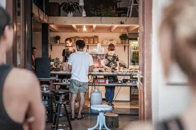Yes Café/Studio