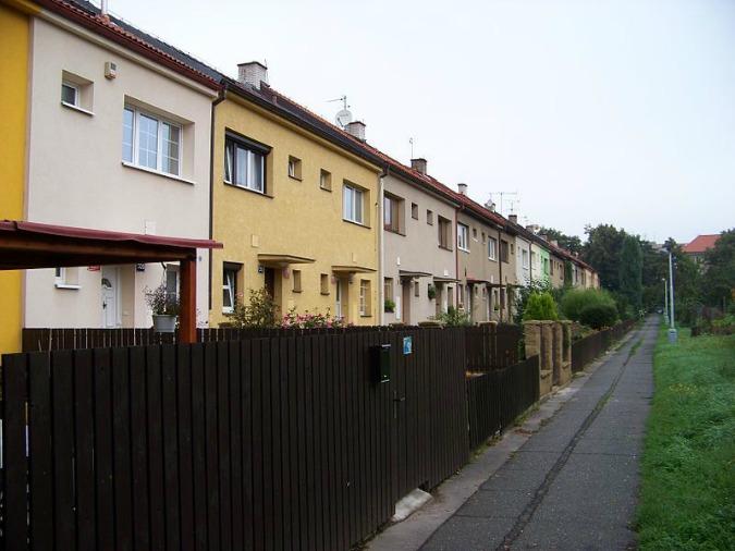 Solidarita housing estate/Image: Wikipedia @ŠJů