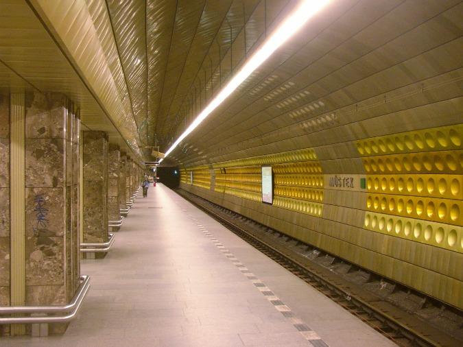 Můstek is Prague's busiest metro station/Image: Wikipedia @Jorge Láscar