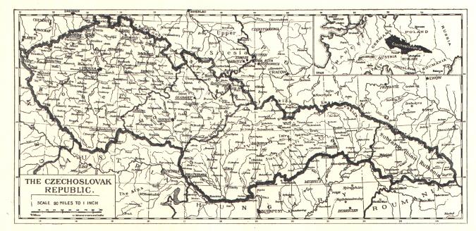 Czechoslovakia of 1918-1938