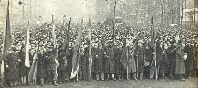 February 25, 1948 - The day the communists took over Czechoslovakia