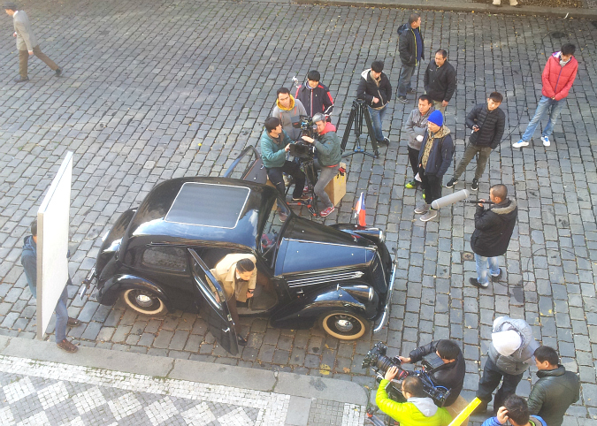 , Prague Streets Become WWII Vienna, Expats.cz Latest News & Articles - Prague and the Czech Republic, Expats.cz Latest News & Articles - Prague and the Czech Republic