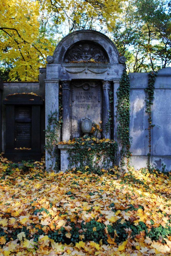 Birnbaum, Nový židovský hřbitov, 1916