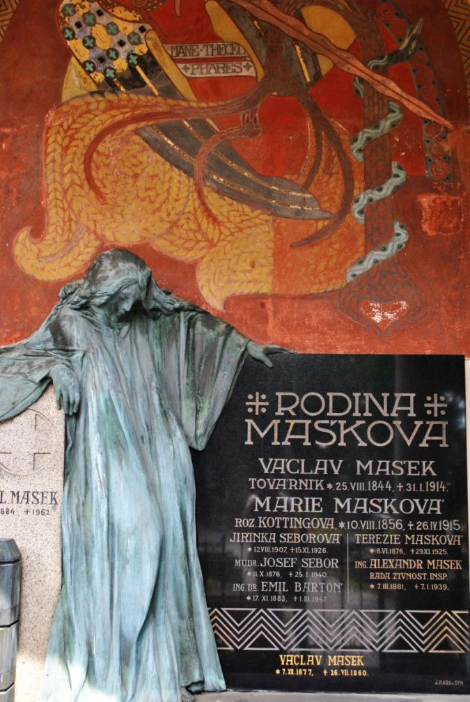 , In Photos: Prague's Most Chilling Grave Sites, Expats.cz Latest News & Articles - Prague and the Czech Republic, Expats.cz Latest News & Articles - Prague and the Czech Republic