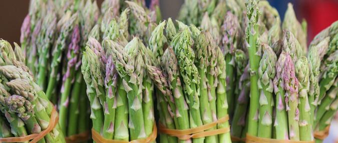 It's Asparagus Season!