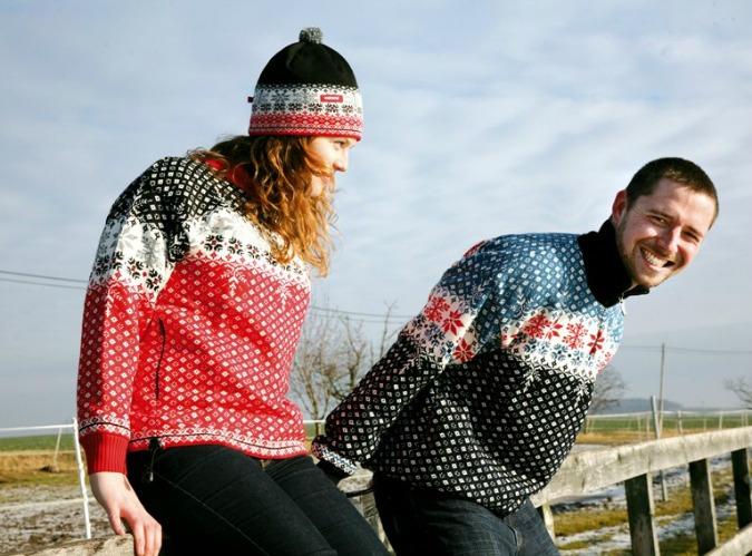 Sweaters by Kama/Photo: kama.cz