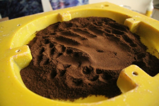 Getting Creative with Coffee Grounds