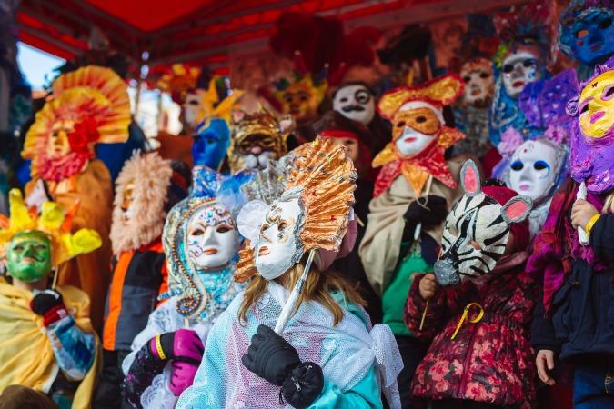 Carnevale Praha