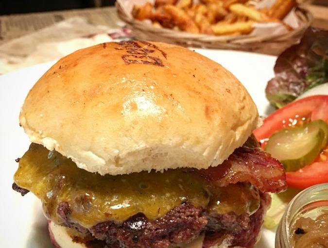 Brewsta's Burgers 2015