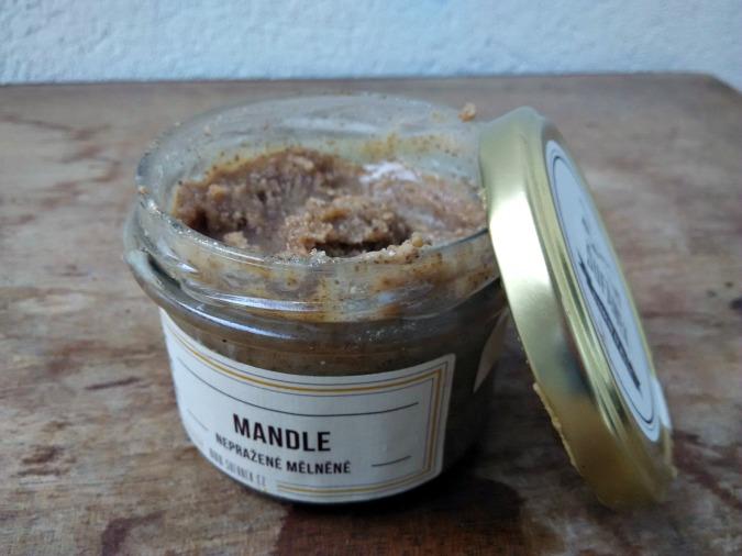 Šufánek almond butter