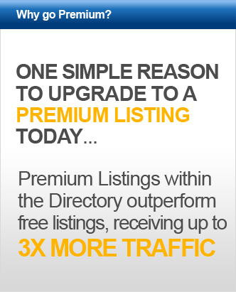Upgrade to a premium listing