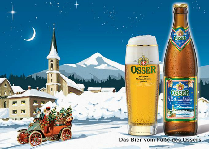 Image: Facebook / Osser beer