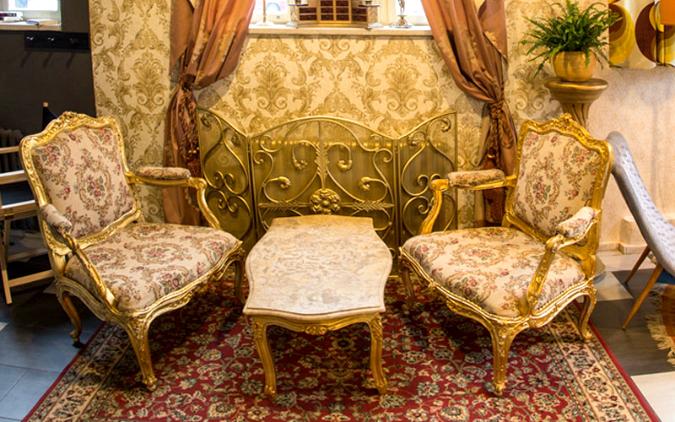 Set from Casino Royale / Photo: Film Café at Barrandov Studios