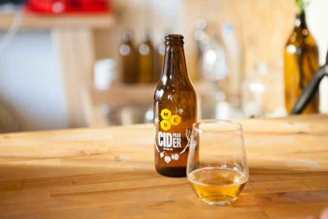 WIN: A Crate of F.H. Prager Honey Cider