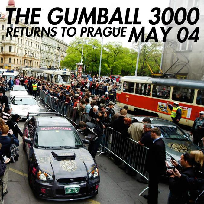 Photo: Facebook / Gumball 3000