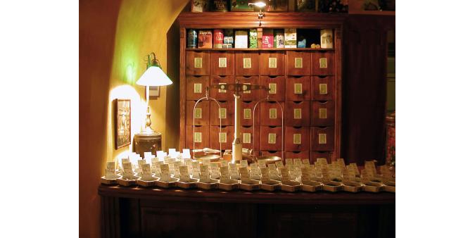 Time for Tea - A brief history of Prague Tea Houses