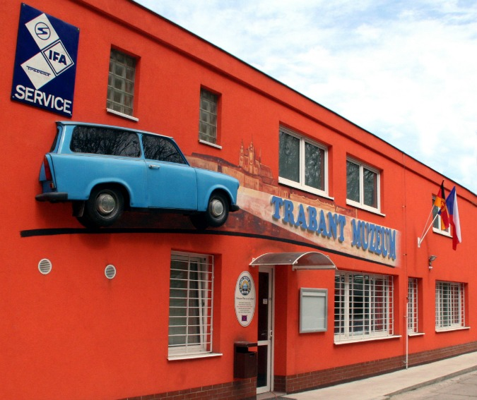 Photo: Trabant Museum Facebook