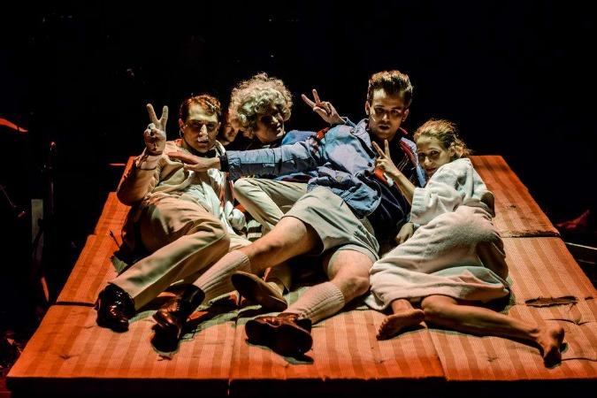 Velvet Havel / Photo: Divadlo Na zábradlí Facebook